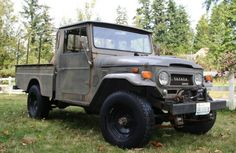 1967 FJ45 Diesel Toyota Land Cruiser For Sale