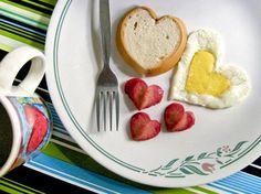 heart food#edible crafts