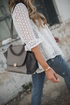 Eyelet Details Under $100 | The Teacher Diva: a Dallas Fashion Blog featuring Beauty & Lifestyle