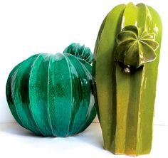 ceramic cactus Lina Cofán   A R T N A U