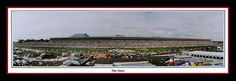 "Lowes Motor Speedway ""The Start"" Nascar Poster"