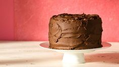 The one and only Coca-Cola combines with rich chocolate and vanilla in this delicious cake.