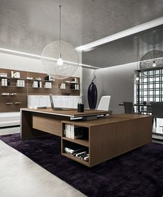 Individual desks | Workstations | York Managerial line 43 | DVO ... | dvo furniture