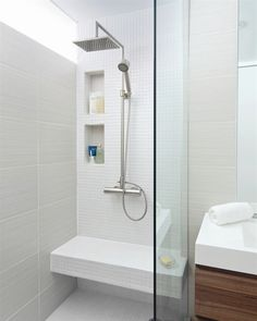 Before & After – A Small Bathroom Renovation By Paul K Stewart #smallBathrooms