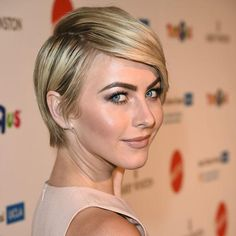 Best celebrity haircuts: Julianne Hough pixie cut