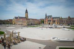 Oraşul din România, renovat, care acum rivalizează cu destinaţii de vacanţă precum Barcelona, Nancy, Viena sau Budapesta