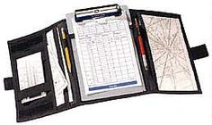 a270d9b36f4 Pilots tri-fold large kneeboard