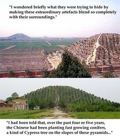 Mysterious Great Pyramid Of China: Almost Totally Unknown Even To Most Chinese - MessageToEagle.com