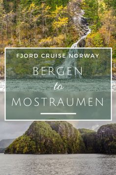 Experiencing Norway's Fjords: Discover the 27-kilometre Osterfjorden on the Bergen to Mostraumen day cruise