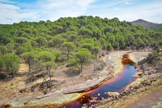 6. Fotoparade: Landschaft Rio Tinto