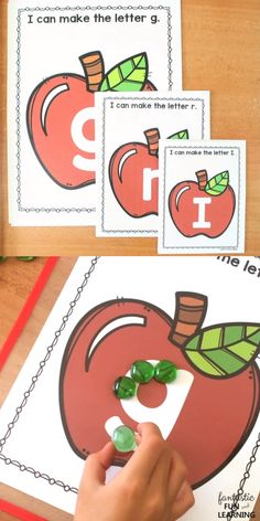 ABCs Preschool Alphabet Printables Use these free printable Apple ABCs Pre. Apple ABCs Preschool Alphabet Printables Use these free printable Apple ABCs Pre., Apple ABCs Preschool Alphabet Printables Use these free printable Apple ABCs Pre. Fall Preschool, Preschool Literacy, Preschool Themes, Preschool Printables, Kindergarten Activities, Preschool Apple Theme, Apple Activities Kindergarten, Apple Theme Classroom, Kindergarten Apples