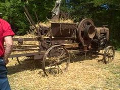 Telematics Will Advance Hay Baling Technology Antique Tractors, Vintage Tractors, Vintage Farm, 8n Ford Tractor, New Tractor, Farm Tools And Equipment, Agricultural Implements, Big Tractors, Tractor Implements