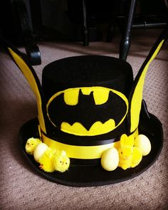 Batman Easter Bonnet