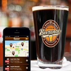 The Beerance App connects beer drinkers to great craft beer specials at bars and restaurants in their local area. Tell your favorite bar to sign up today. http://www.beeranceapp.com/
