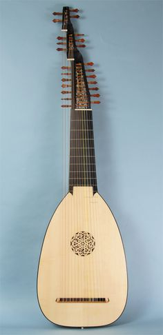 Baroque Lute. Why doesn't everyone own one?