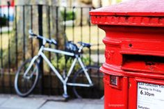 Hoxton Pillar Box Photo by kempspace photography -- National Geographic Your Shot