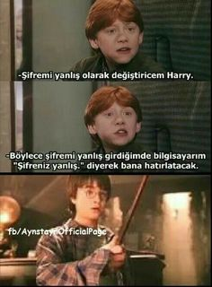 Harry Potter Anime, Harry Potter Cast, Harry Potter Memes, Harry Ptter, Golden Trio, Karma, Funny Share, Funny Moments, Film