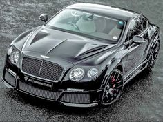 Bentley Continental GTX by Onyx