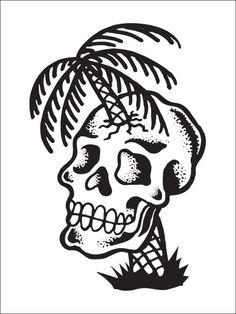 25 Signed Limited Edition Posters X Silkscreen on Paper Shaka Tattoo, Tattoo Dotwork, Kunst Tattoos, Tattoo Drawings, Art Drawings, Tank Tattoo, Modern Tattoos, Dot Work, Skull And Bones