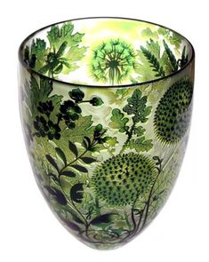 "nordicsublime: ""Nature on glass """