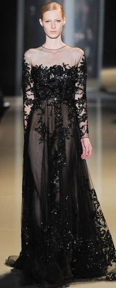 Paris Haute Couture: Elie Saab spring/summer 2013 - Fashion Diva Design
