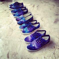 Galaxy Print Fashion : theBERRY