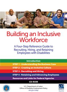 Disability Employment Publications - Order FREE disability employment guides for employers, job-seekers, educators, and employment service providers.