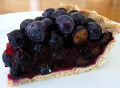Cooking From Scratch: Fresh Blueberry Pie