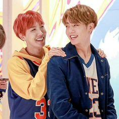 Part.2 of these cutiesss ♥ Lmao DNA behind the scenes 〰#BTS #Jungkookie #Hobie #HappyBdyHobie