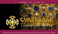 Te proponemos una excursión este puente: visita el yacimiento de Guarrazar. Reserva en http://www.guarrazar.com/