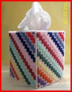 free plastic canvas tissue box topper patterns Yahoo Search Results