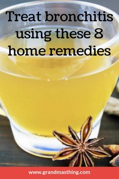 Treat bronchitis using these 8 home remedies - Grandma's Things How To Cure Bronchitis, Natural Remedies For Bronchitis, Home Remedies For Warts, Home Remedy For Cough, Cold Home Remedies, Natural Health Remedies, Herbal Remedies, Acute Bronchitis Treatment, Health