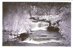 sugar river new york   Sugar River Falls in Talcottville, NY (October)