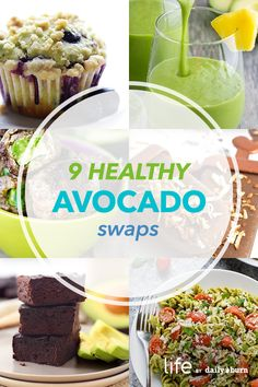 Bye-Bye Butter: 9 Healthy Avocado Recipes