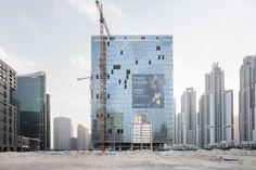 Zaha Hadid Architects, Aldo Amoretti · opus | construction | dubai | UAE