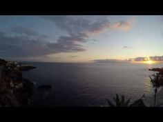(HD) Time Lapse, View on La Gomera from Tenerife, - YouTube