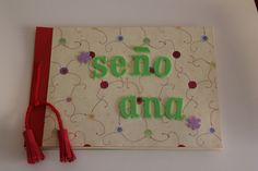 Cuaderno de recuerdo by Lola