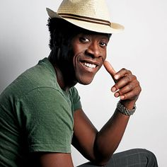 Don Cheadle. An amazing actor who continually perfects his craft.