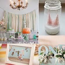 girls first birthday party ideas - Google Search