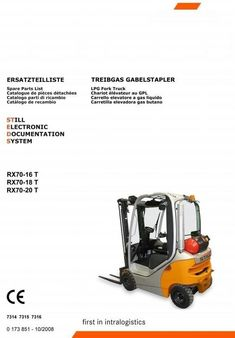 toyota electric truck 6bwc10 6bwc15 6bwc20 6bws11 6bws15 6bws20 rh pinterest com Manual Stacker Manual Stacker