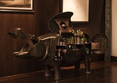 My dream bar cart... only $500,000 (ouch)