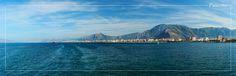 Auslaufen Palermo