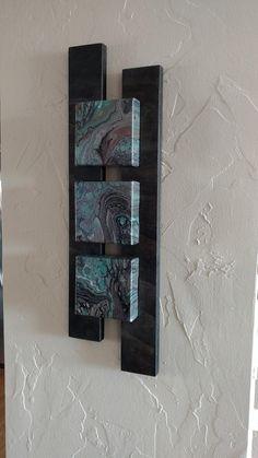 NEW Abstract Acrylic Wall Art