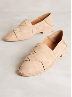 Anthropologie Aerin Hawley Loafer Shoe Size 8.5 #Anthropologie #LoafersMoccasins
