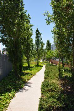 Garden Hospital Sant Joan Despi Moises Broggi