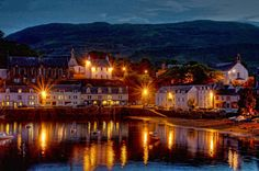 Portree harbour on a summer evening - spent 2 nights at the harbor side hotel right behind the ramp - lovely town and perfect home base for exploring the glorious Trotternish peninsula of the Isle of Skye