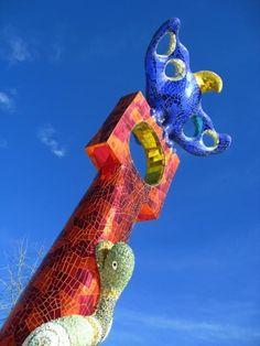Sculptures by Niki de Saint Phalle