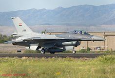 Lockheed Martin F-16C Fighting Falcon 1611 Iraqi AF 28-09-15