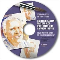 Painting Radiant Watercolor Portraits with Patricia Jaster