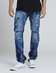 PRPS - Selvedge Ring | Rambler Fit | Mens Selvedge Denim #cimosa #jeans